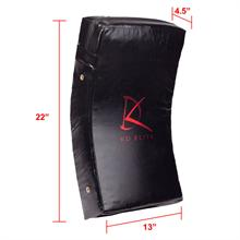 KD Elite Pro Quality Curved Body Shield